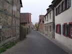 Στην μεσαιωνική πόλη Rothenburg ob der Tauber
