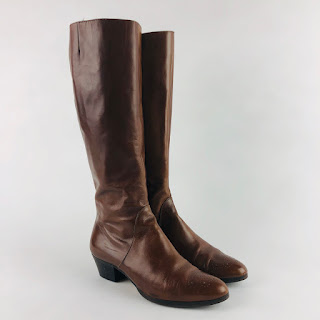 **CLEARANCE** Salvatore Ferragamo Vintage Riding Boots