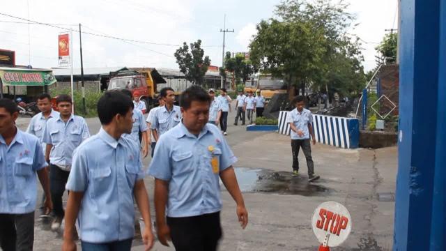 6.000 Buruh di Jombang Terancam PHK