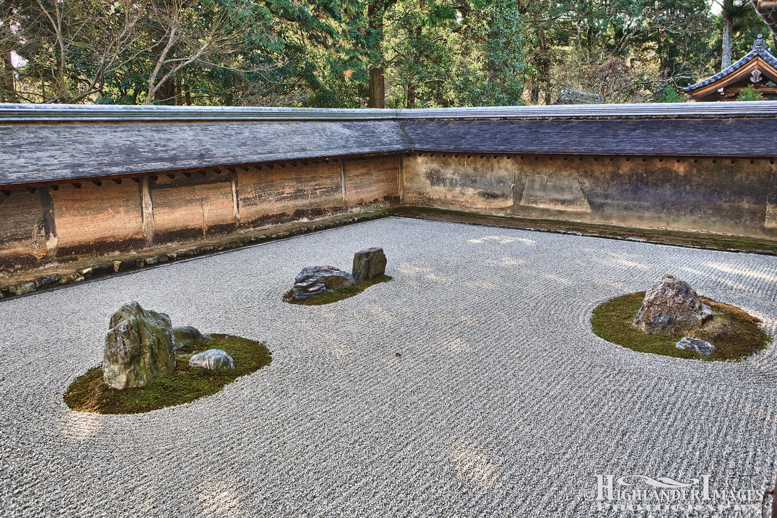 ryoan ji zen rock garden - Zen Rock Garden