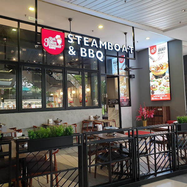 Berhujung Minggu Di Pak Jhon Steamboat Ioi Citu Mall