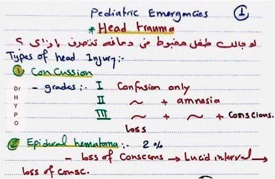 ملف حالات طوارئ طب الأطفال pdf