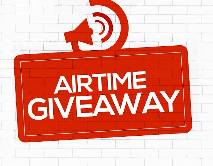 Daily Airtime giveaway (SG3) Sponsored by Wizvibes media