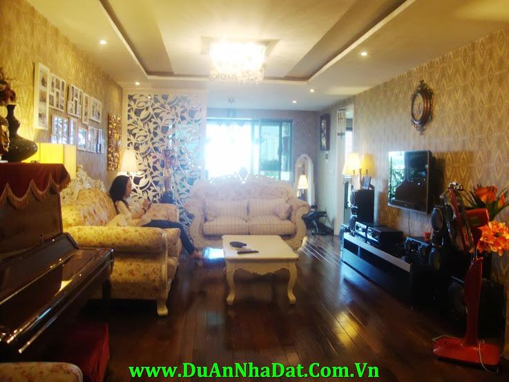 Phòng khách căn hộ P1 Ciputra