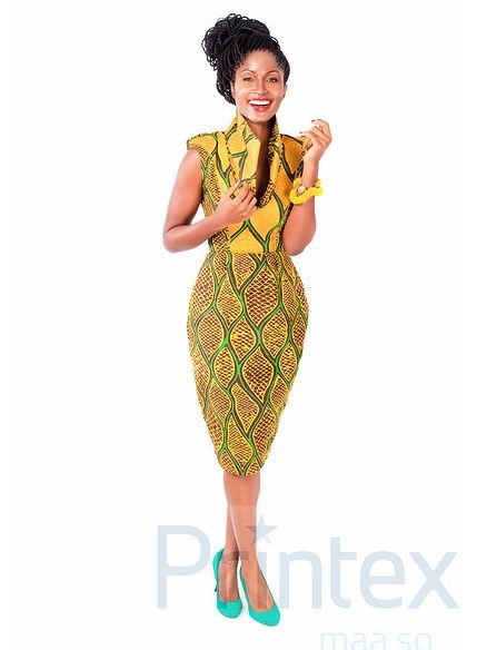 12 Top Ghanaian Fashion Dresses 2016 Fashionte