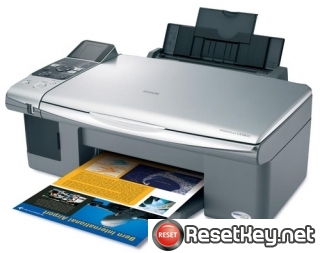 Reset Epson CX5000 Waste Ink Counter overflow problem