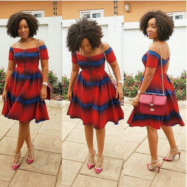 Collection of Kitenge Styles for Ladies