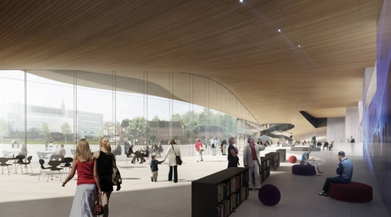 Ala wins Helsinki Central Library competition