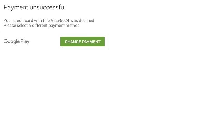 Buy In-App Item - Google Play Help