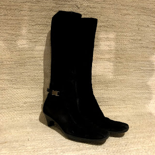 Prada Sport Suede Calf Boots