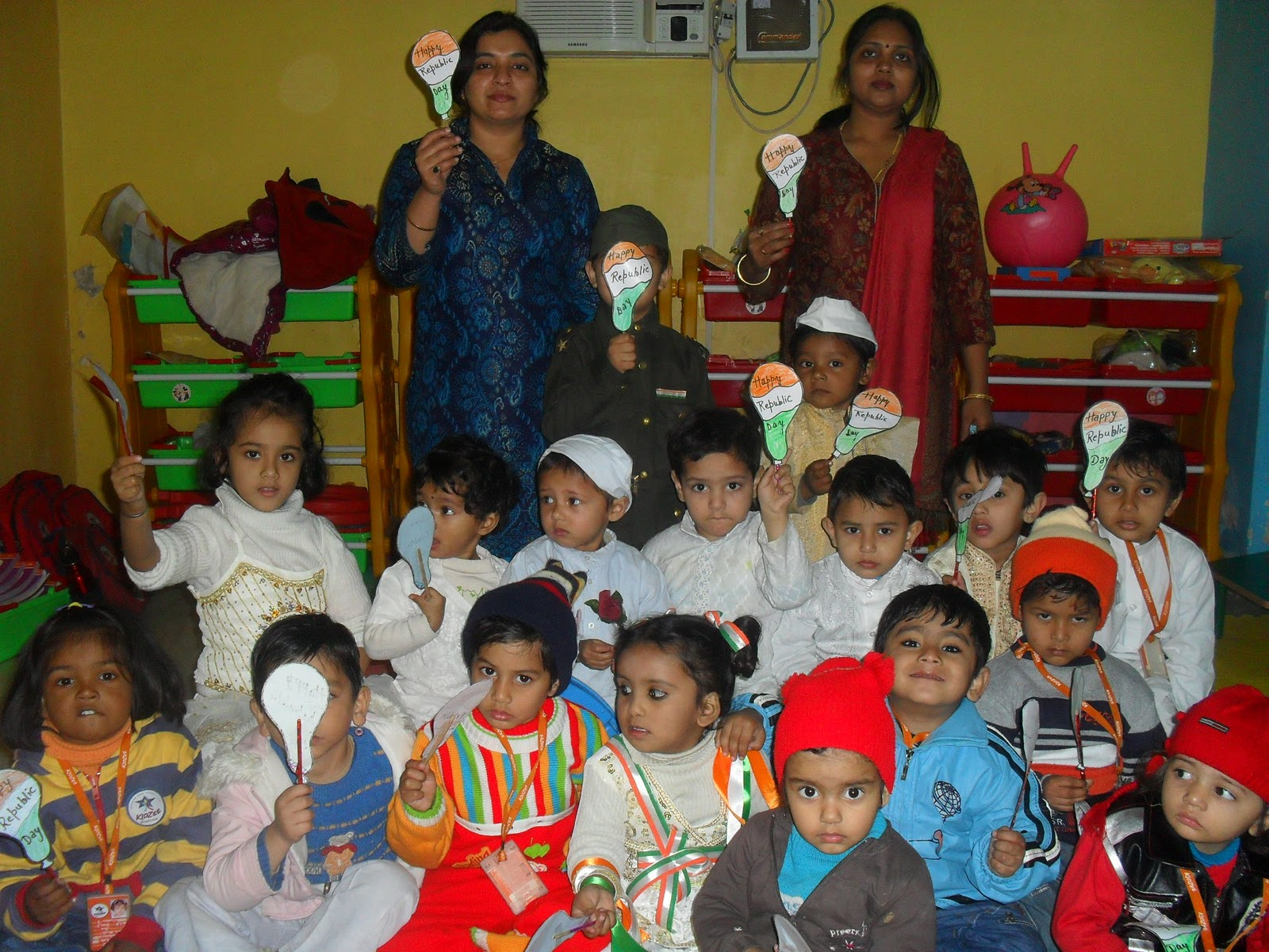 Republic Day Activities For Preschoolers