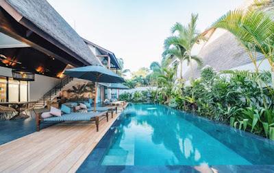 Villa rental Pererenan Beach Bali
