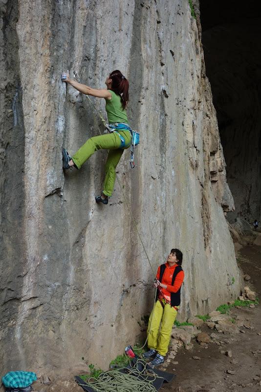 2016.04.09 – Bulgaria – Pestera Karlukovo – Escalada Sportiva
