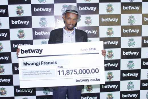 Betway Jackpot bonuses availed. Betway introduces new jackpots