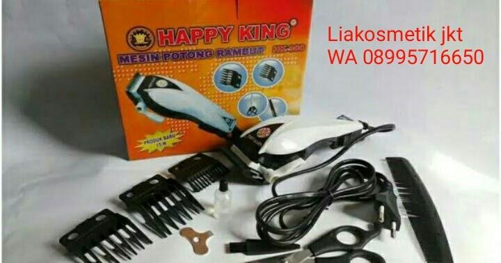 ALAT CUKUR RAMBUT HAPPY KING HK 900 HAIR CLIPPER TRIMMER MURAH ... 904488d28a