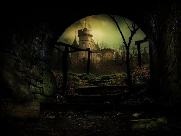 Castle Of The Other Side, Magical Landscapes 1
