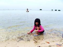 family trip pulau pari 140716 Fuji 041