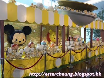 「滾動」夏日 ♥ Disney Tsum Tsum Walk N' Roll Festival @又一城