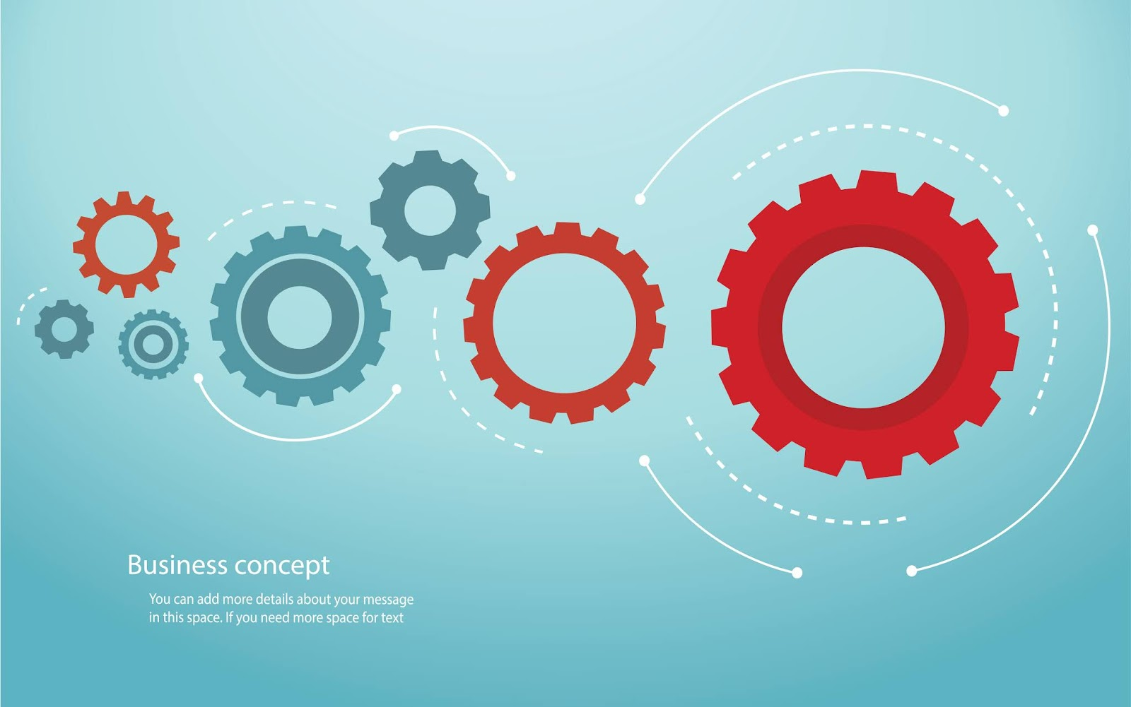 Gears Background Cog Wheel Vector Illustration Free Download Vector CDR, AI, EPS and PNG Formats