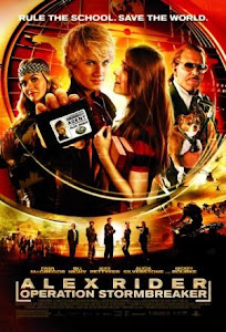 Alex Rider: Operation Stormbreaker Poster