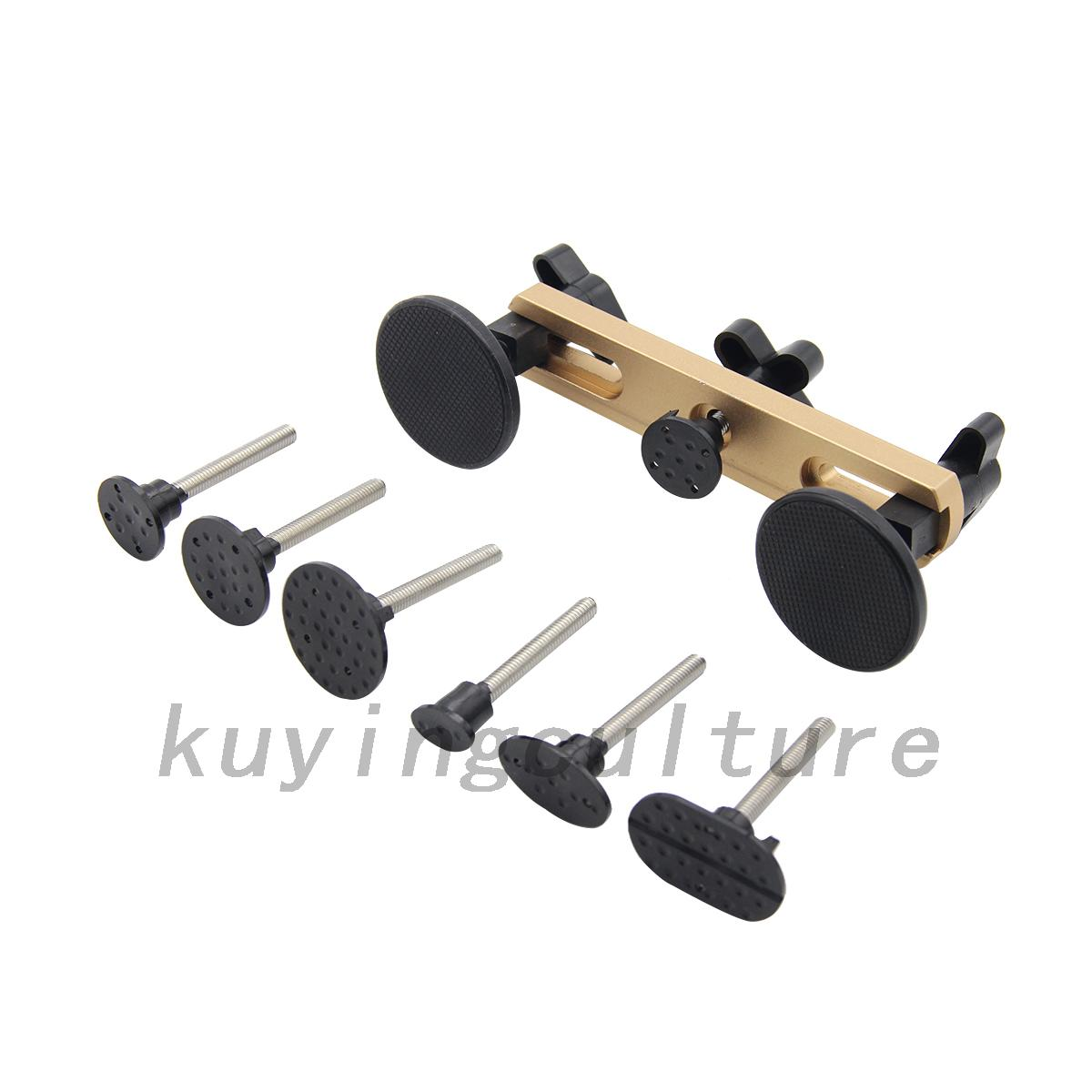 auto fahrzeug dellen beulen ausbeulen removal puller reparatur werkzeug set ebay. Black Bedroom Furniture Sets. Home Design Ideas