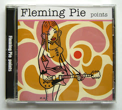 Photo: CD cover illustration for Fleming Pie.