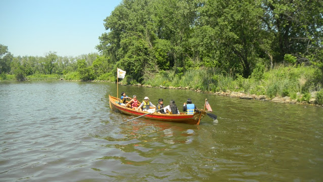 Learn to Row Day in New Jersey   Village Community Boathouse
