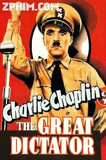 Nhà Độc Tài Vĩ Đại - The Great Dictator (1940) Poster