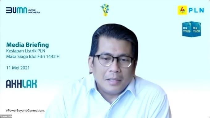 Siagakan 31 Ribu Personil Kelistrikan, PLN Pastikan Pasokan Listrik Jelang Idul Fitri 1442 H Aman