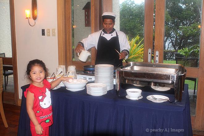 Breakfast at San Diego Restaurant in Peninsula de Punta Fuego | www.thepeachkitchen.com