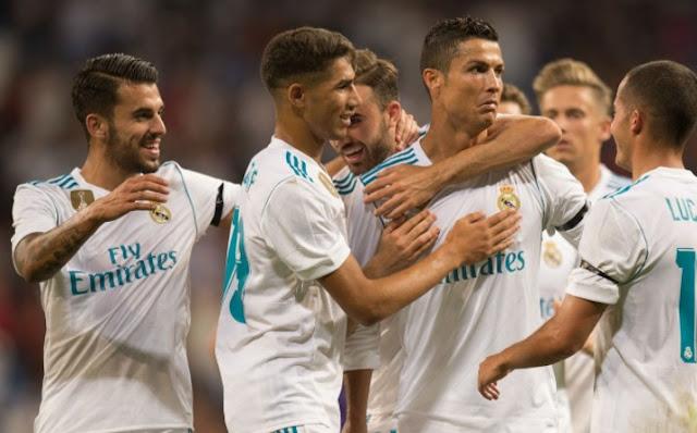 Download Video: Real Madrid 2 – 1 Fiorentina [International – Club Friendlies] Highlights 2017
