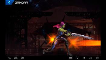 Gamora - Guardiões da Galáxia
