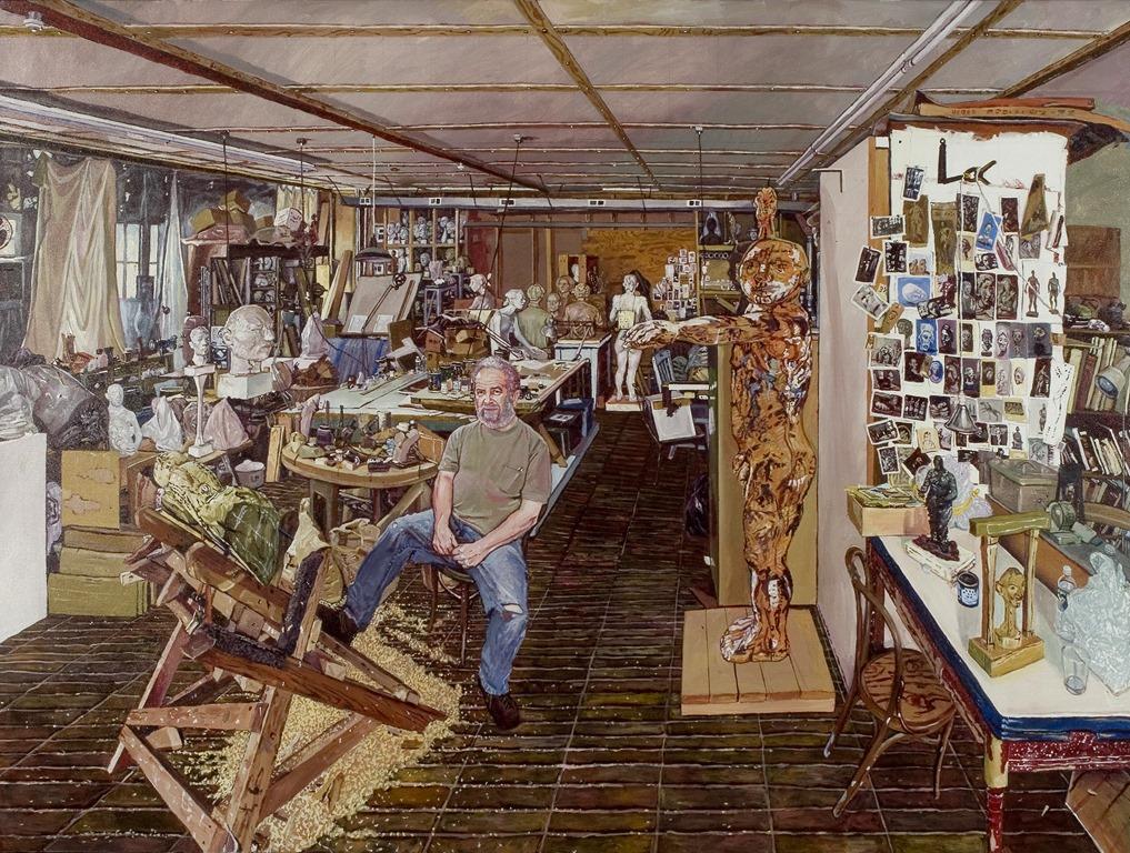 [Jonathan+Shahn+painting+by+Mel+Leipzig%5B2%5D]