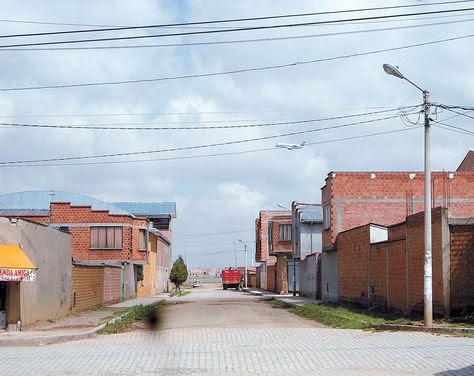 Zonas de El Alto