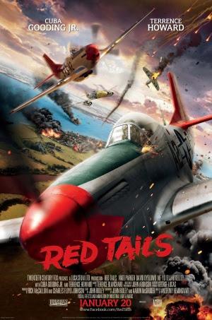 Baixar Filme Esquadrão Red Tails Dublado (2014) Torrent Grátis