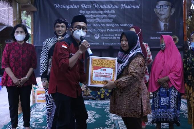 Bantuan Sembako dari GmnI UM untuk Masyarakat Kota Malang