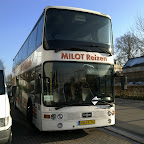 Vanhool van Milot Reizen bus 34