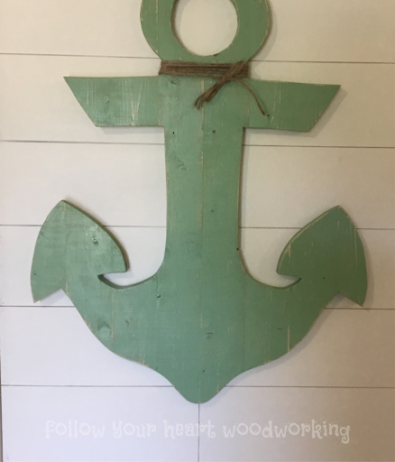 Green Anchor