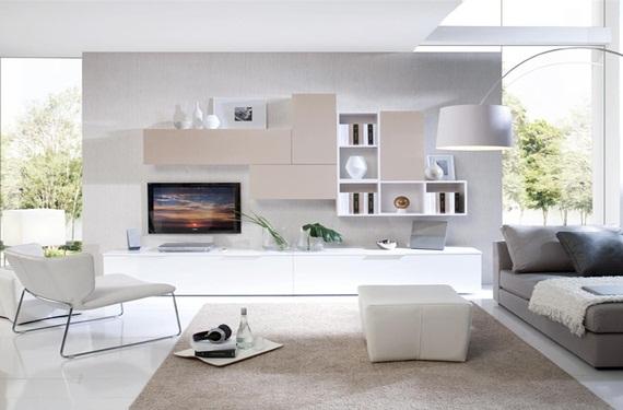 Tips salas y comedores fractal ea magazine - Decorar mueble salon ...
