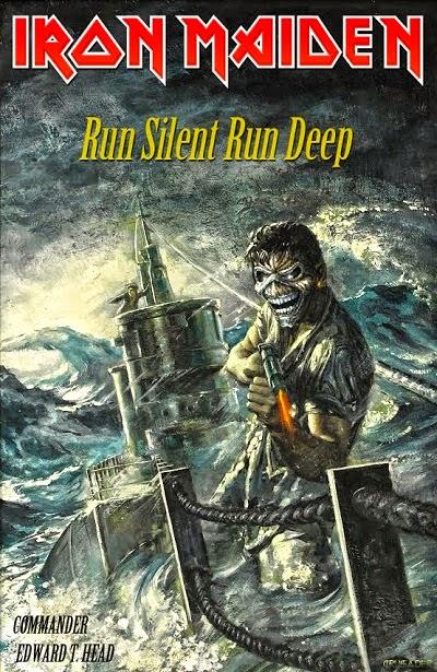 run silent run deep-Crusader Robert