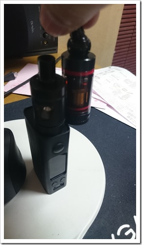 DSC 0754 thumb%25255B2%25255D - Joyetech eVIC-VTC MINI 75W with TRONレビュー#2「TRONアトマイザーについて」
