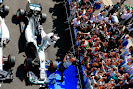 Lewis Hamilton wins British F1 GP