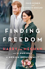 Portada de Finding Freedom Harry and Meghan and the making of a modern royal family