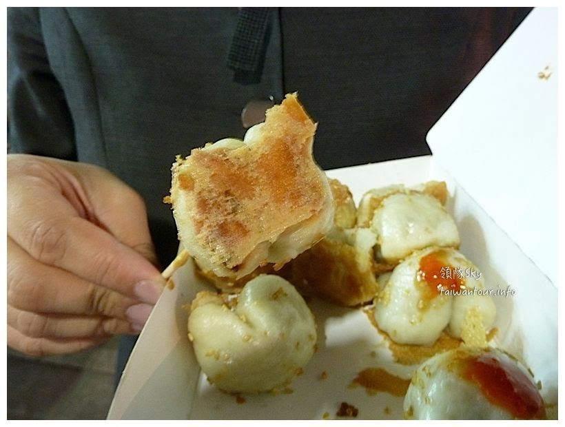 蘆洲美食推薦-廟口夜市C/P值超高的酥脆【福州包】