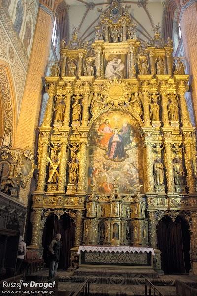 Katedra w Pelplinie - Ołtarz Główny