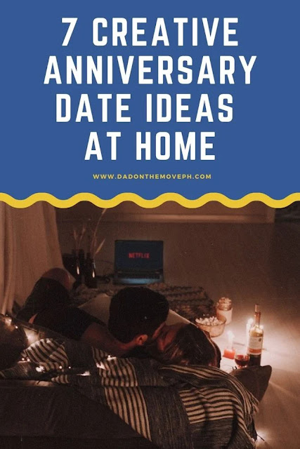 Creative anniversary date ideas at home