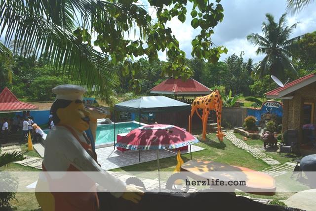 Short Visit at Mt. Dion Garden Resort
