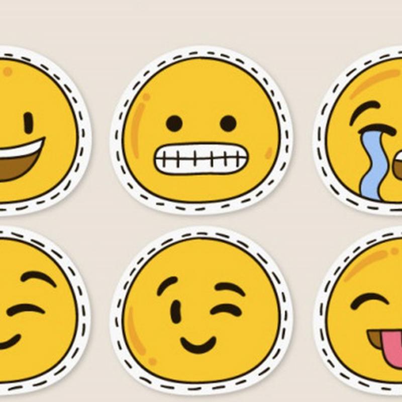 Paquetes de íconos de emojis