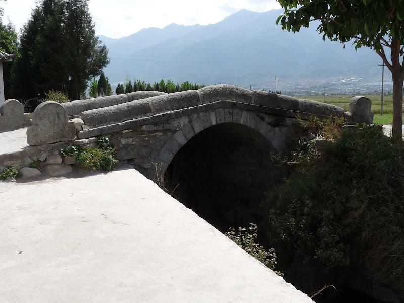 Chine. Yunnan Dali .En vélo vers le lac ERHAI - P1170739.JPG