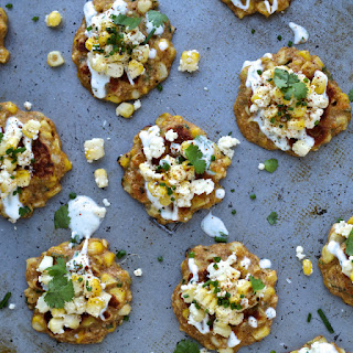 Mexican Street Corn Fritters.